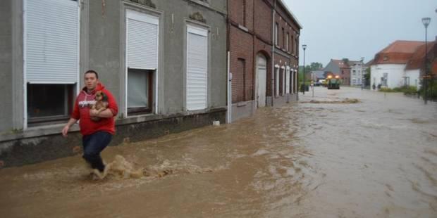 Les inondations des 6, 7 et 8 juin reconnues calamités publiques - La DH