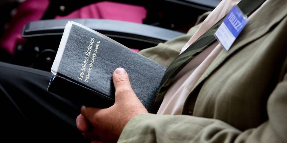 Les Témoins de Jéhovah recrutent par téléphone