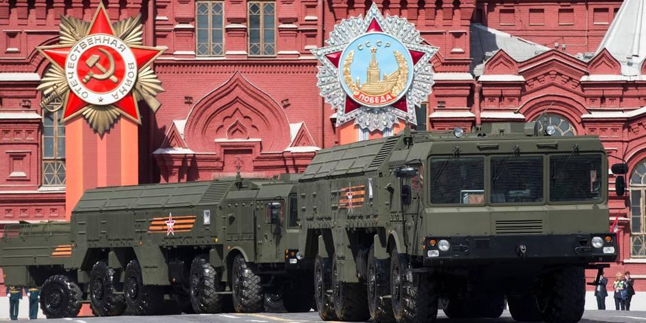 Menaçante, la Russie installe des missiles à capacité nucléaire aux portes de l'Otan