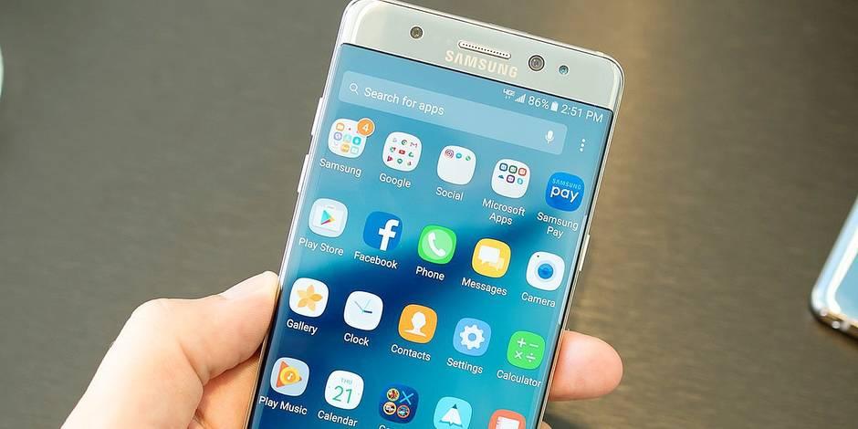 Les excuses de Samsung Benelux à un client belge - La DH