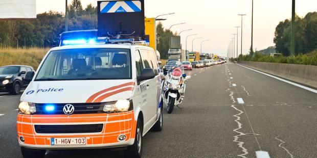 Nivelles : Un camionneur perd la vie, percuté sur l'aire d'Orival - La DH