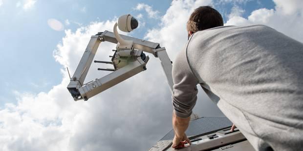 Bruxelles: Explosion du nombre de caméras de surveillance - La DH