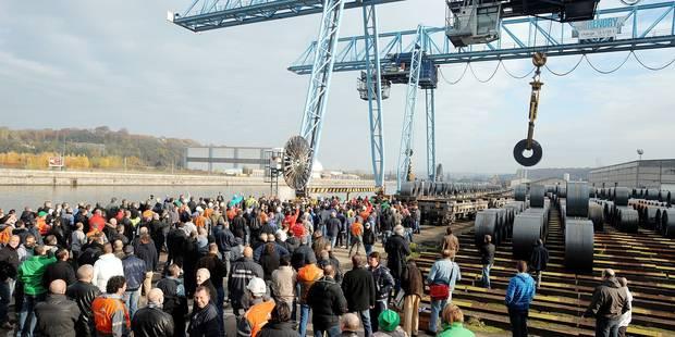 Liège : des syndicalistes entendus par la section terrorisme ! - La DH