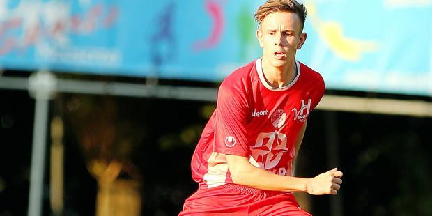 La jeunesse au pouvoir au RFC Tournai - La DH
