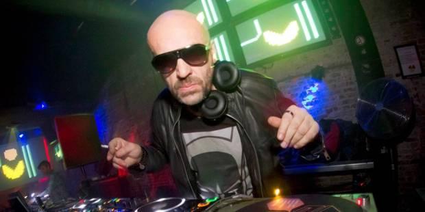"""Le dj Eric """"Powa B"""" Beysens, pionnier de la scène électronique belge, est décédé - La DH"""