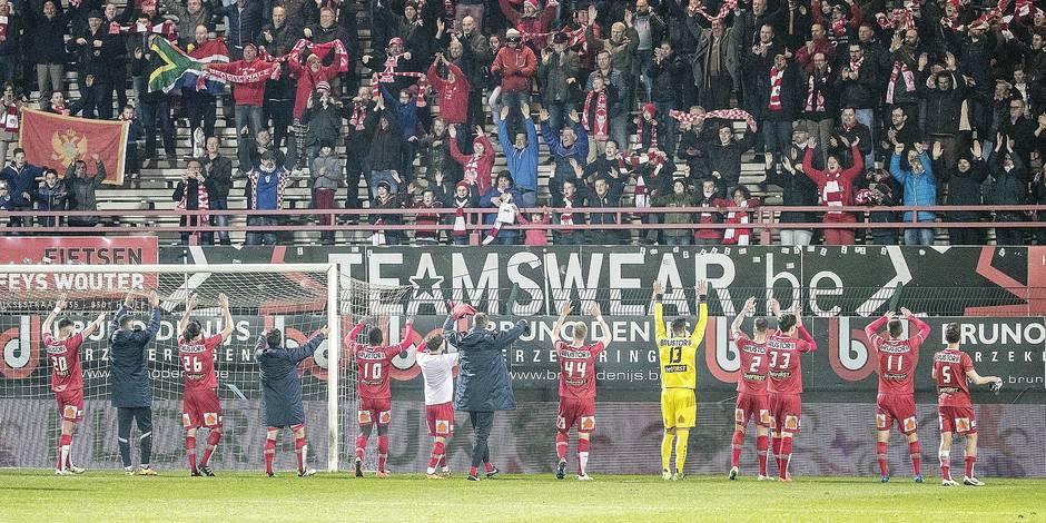 KV Kortrijk and Standard Luik / Standard de Liege