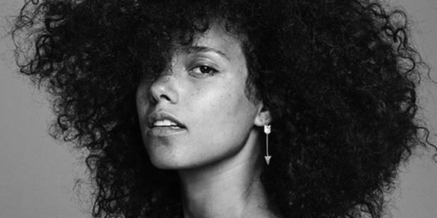 Alicia Keys ne se maquille plus... mais ce n'est pas tout à fait vrai - La DH