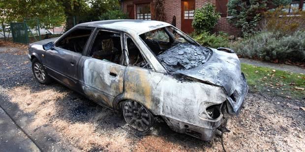 Colfontaine : il boute le feu à la voiture de son ex - La DH