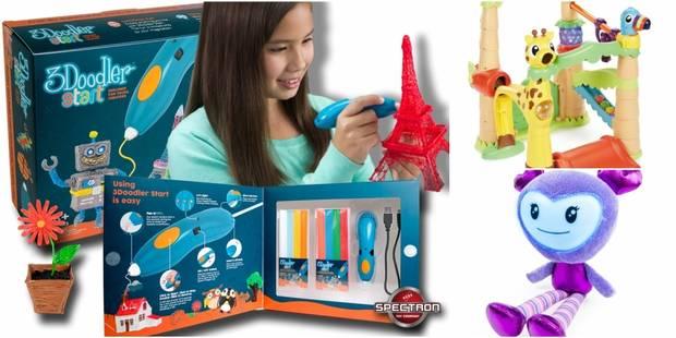 Voici les jouets de l'année - La DH