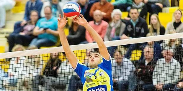 Volley-Ball: Godart à la croisée des chemins - La DH
