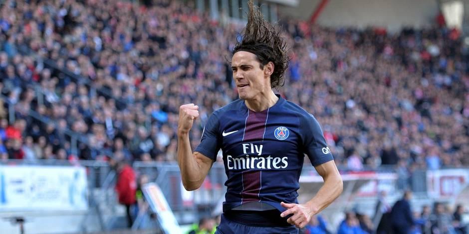 Ligue 1: le PSG fait le job à Nancy et remonte à la 2e place
