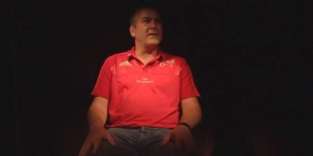 Coupe d'Europe: décès de l'un des entraîneurs du Munster, le match contre le Racing 92 reporté - La DH