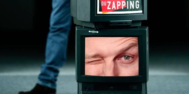 """France 2 va récupérer le """"Zapping"""" que Canal+ avait supprimé - La DH"""