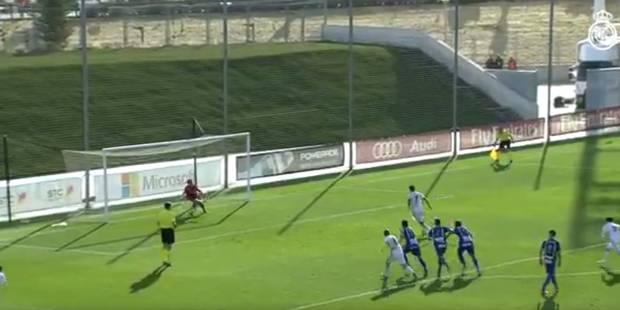 Enzo Zidane réussit une Panenka ! (VIDEO) - La DH