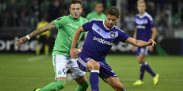 Leander Dendoncker prolonge son contrat avec Anderlecht ! - La DH