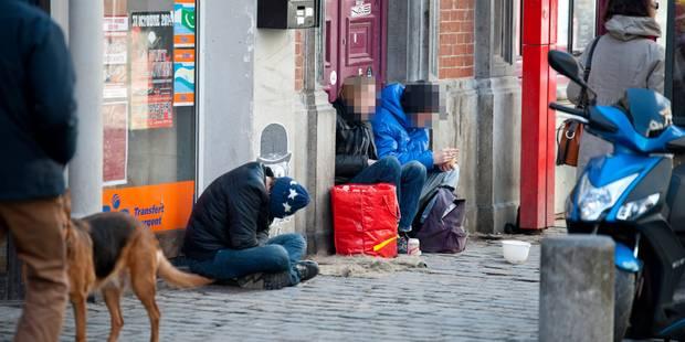 Mons : les appels à la police sur les marginaux ont doublé - La DH