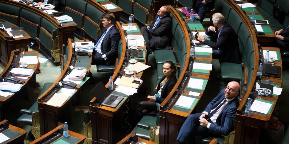 Pour remercier les militaires charles michel repousse de 7 ans leur d part la pension la dh - Office des pensions belgique ...