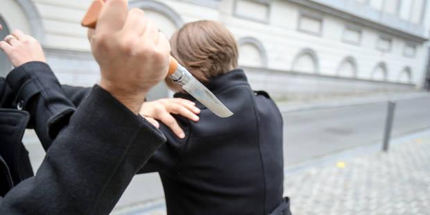 Houdeng : ivres, ils poignardent un homme au coeur - La DH