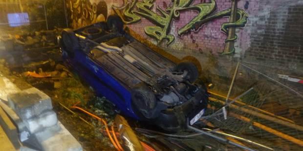 Un accident provoque une panne de courant à Marchienne-au-Pont - La DH