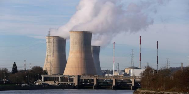La mise à l'arrêt de centrales nucléaires fait grimper le prix de l'électricité - La DH