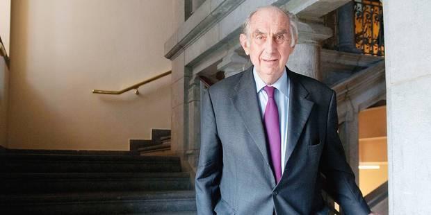 Roger Lallemand, l'homme qui a changé la vie des Belges - La DH