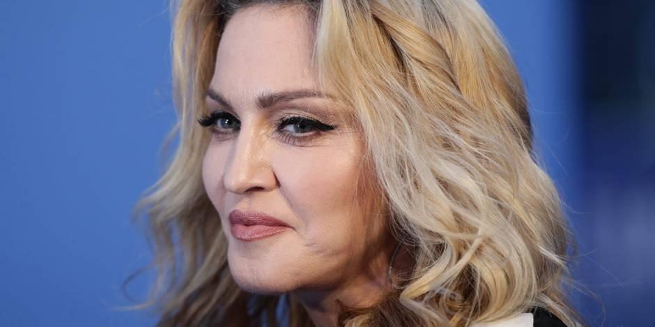 Pour qu'Hillary Clinton gagne, Madonna promet des faveurs sexuelles à ses fans