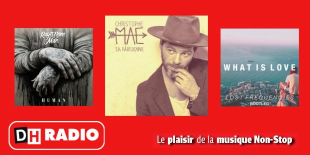 La parisienne de Christophe Maé dans les nouveautés de DH Radio - La DH