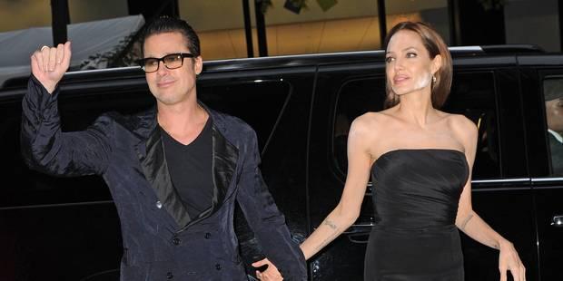 Brad Pitt n'a pas répondu à la demande de divorce d'Angelina Jolie - La DH