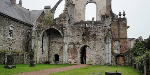 L'Abbaye d'Aulne est vendue - La DH