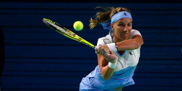 Kuznetsova quasi qualifiée pour le Masters