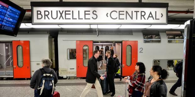 Un colis suspect à la Gare Centrale de Bruxelles - La DH