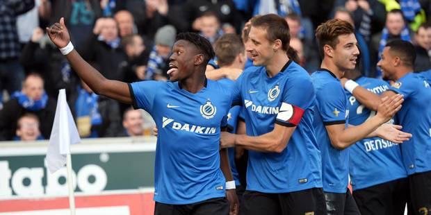 Le Club au top, Anderlecht au tapis: le Topper remporté par Bruges ! (2-1) - La DH