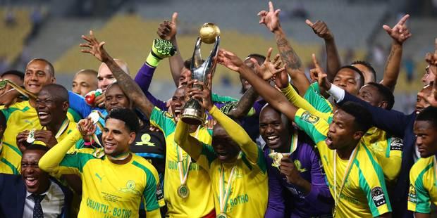 Ligue des champions d'Afrique: premier sacre pour Mamelodi Sundowns - La DH