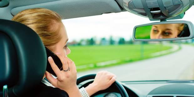 L'utilisation du téléphone au volant est mal sanctionnée - La DH