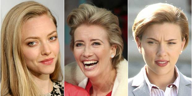 8 actrices qui pourraient être Hillary au cinéma - La DH