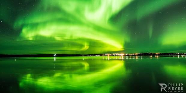 Magnifique aurore boréale au Canada (PHOTOS) - La DH
