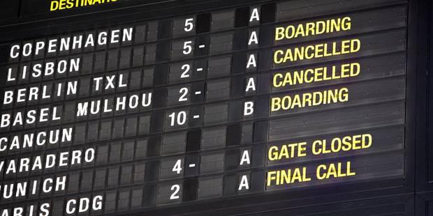 Les parkings des aéroports belges relativement onéreux - La DH