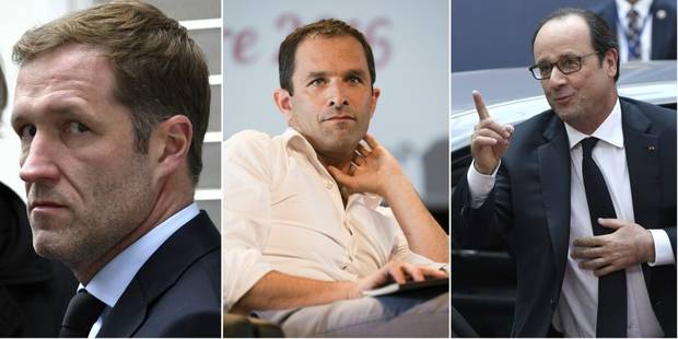Benoît Hamon défend Paul Magnette... et taille François Hollande - La DH