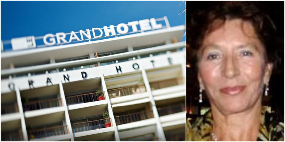 La propriétaire du Grand Hôtel de Cannes retrouvée saine et sauve
