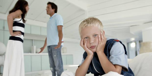Relations conjugales conflictuelles : et les enfants dans tout ça ? - La DH