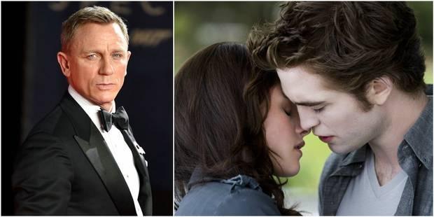 Enchères: découvrez le prix des costumes et accessoires de Twilight et James Bond - La DH
