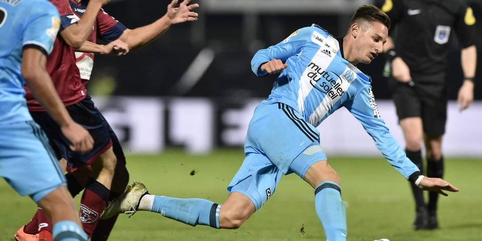 Coupe de la Ligue: Marseille, Garcia pose la deuxième pierre