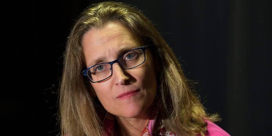 Ceta: la délégation canadienne ne vient pas à Bruxelles