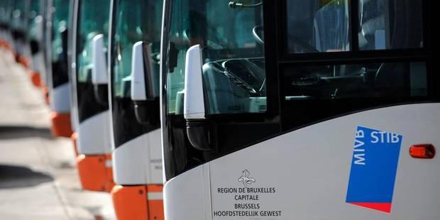 La Stib renforce plusieurs lignes de bus pour la Toussaint - La DH