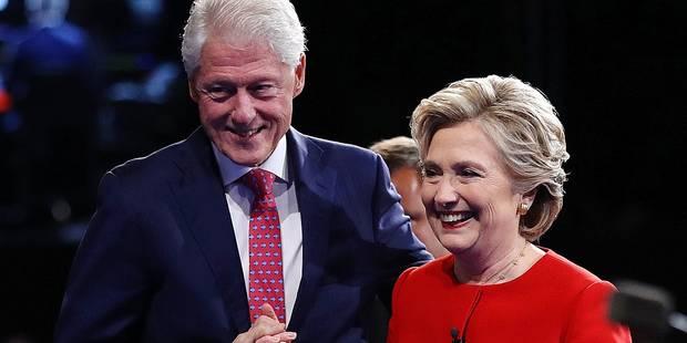 Bill et Hillary Clinton : le couple qui valait 4 milliards - La DH