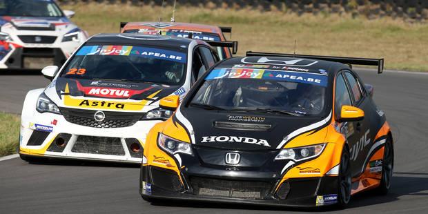 TCR Benelux : Opel gagne... en appel - La DH