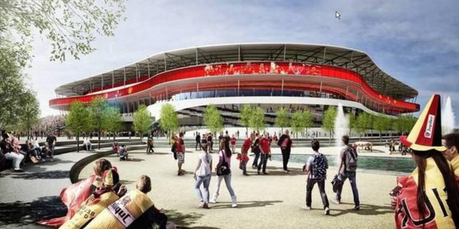 Stade national: l'UEFA satisfaite de l'accord sur l'étude d'impact