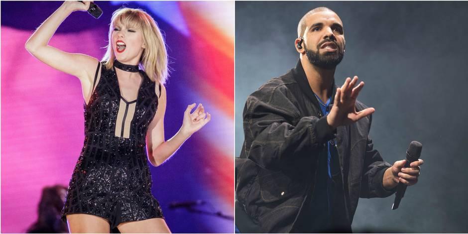 Drake et Taylor Swift ensemble? La rumeur affole Twitter