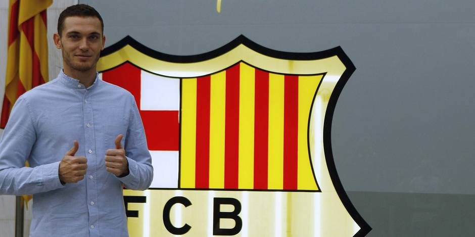 Vermaelen vers un retour à Barcelone