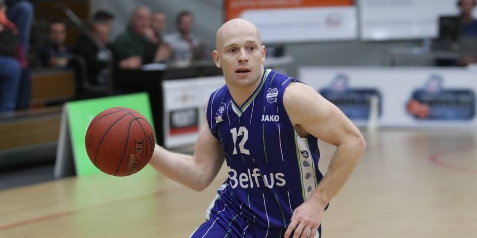Basket 3 journée/Willebroek-Mons